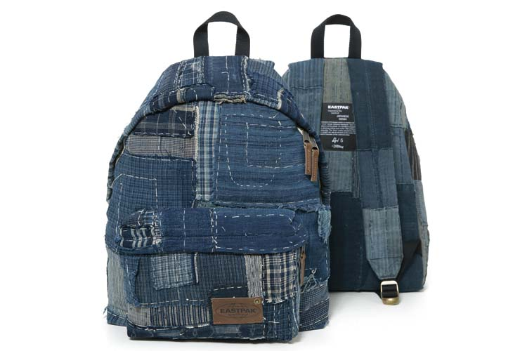 eastpak boro colette concept store lappoms lifestyle blog denim backpack