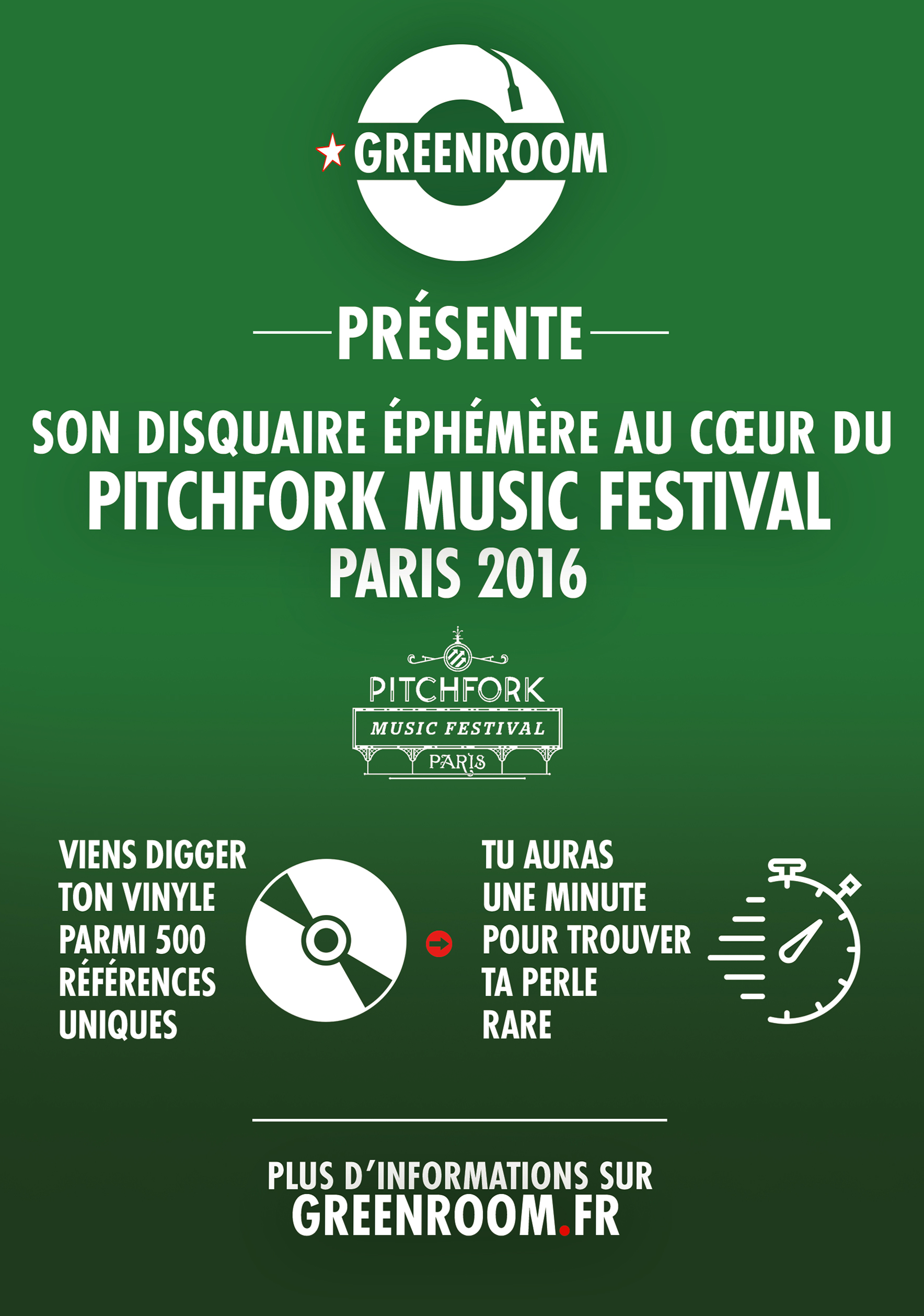 le disquaire greenroom pitchfork paris lappoms lifestyle blog