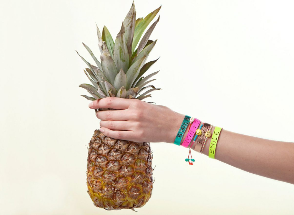 sorbet bracelets lappoms lifestyle blog handcuff sophia mamas