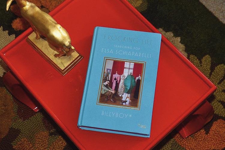 billyboy* schiaparelli jean-pierre lestrade rizzoli lappoms lifestyle blog