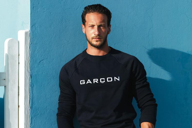 garcon francais sweatshirt lappoms lifestyle blog