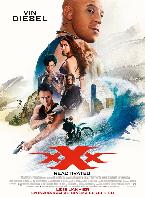 xXx Return Of Xander Cage reactivated lappoms lifestyle blog