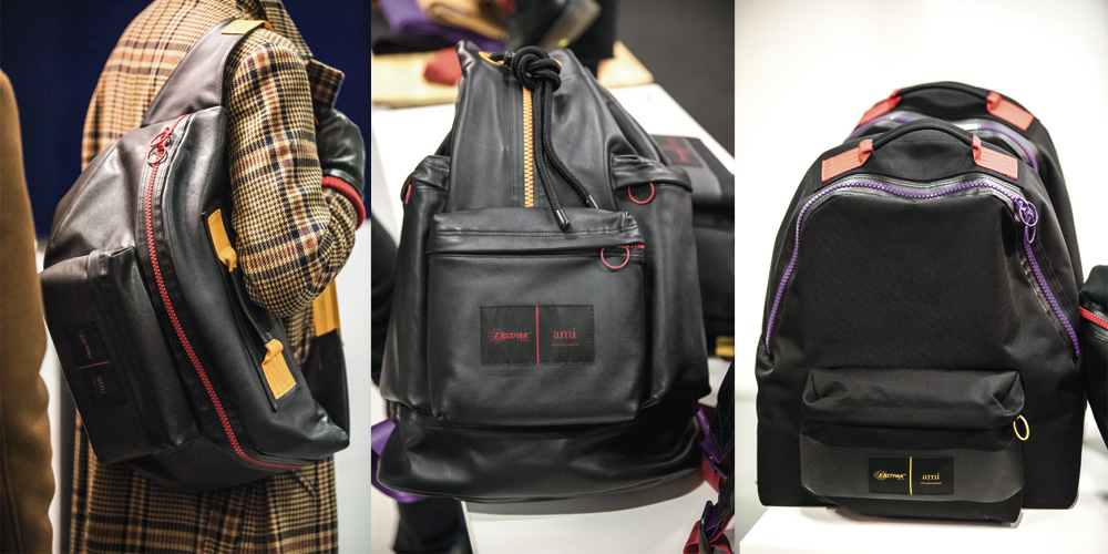 AMI EASTPAK COLLAB