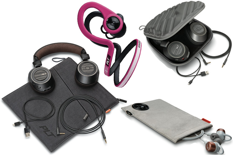plantronics backbeat go3 Fit pro2 lappoms lifestyle blog