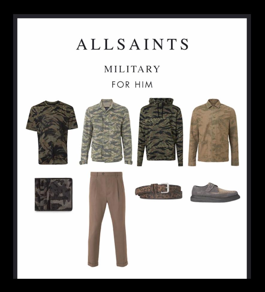 all saints military ss17 lappoms lifestyle blog