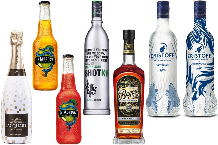 champagne jacquart la mordue cidre eristoff nairone dirtyphonics bayou select rum shotka vodka lappoms lifestyle blog innovation boisson