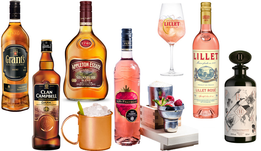 grants smoky appleton estate clan campbell dark Very frais solera paris christopher gaglione lillet-tonic lappoms lifestyle blog jamaican mule htheoria