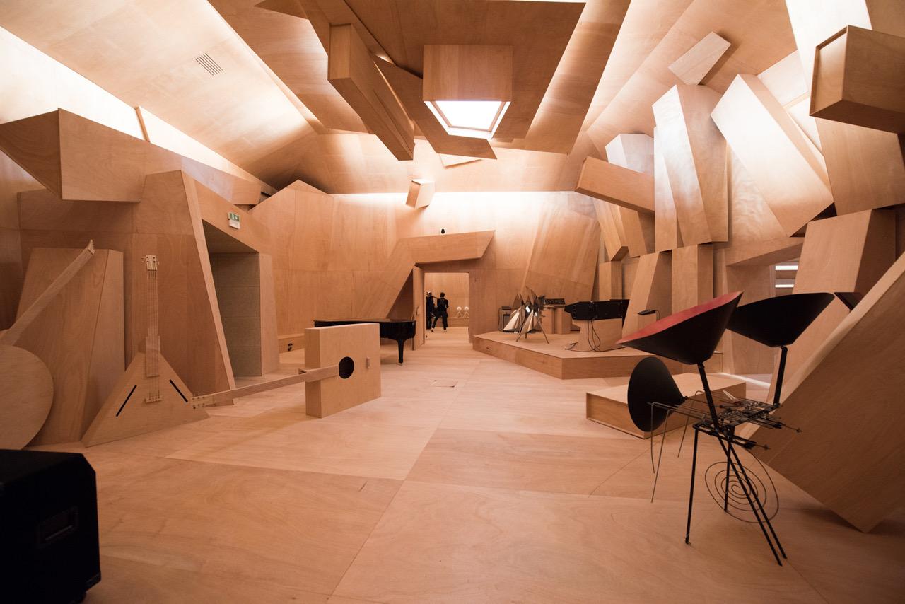 Xavier Veilhan Studio Venezia More Festival Lappoms lifestyle blog biennale