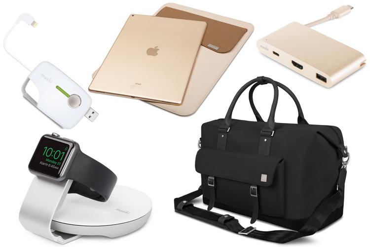 moshi apple accessoires travel lappoms lifestyle blog lightning