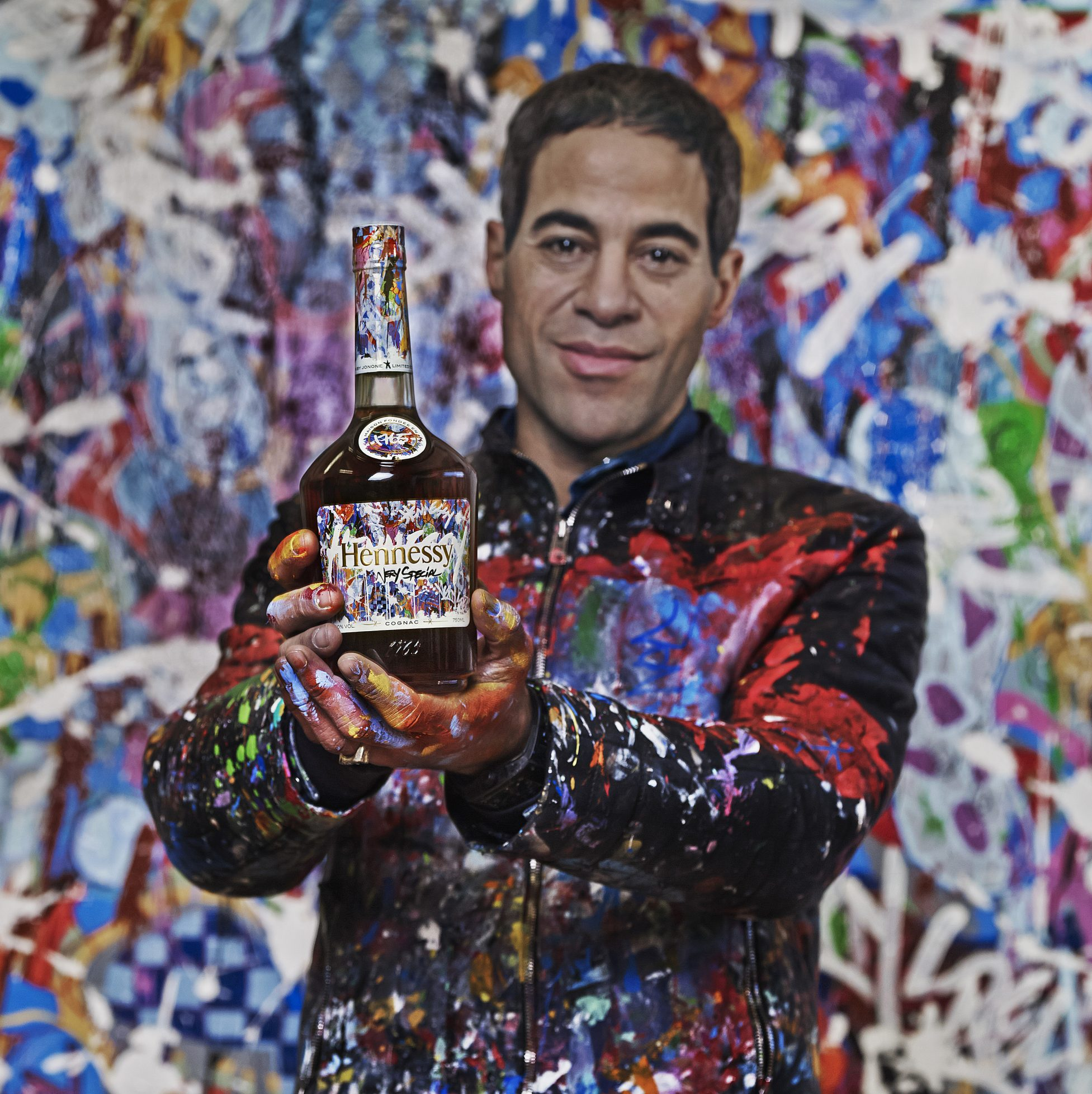 Hennessy VS Very Special Edition Limite JonOne VS lappoms lifestyle blog