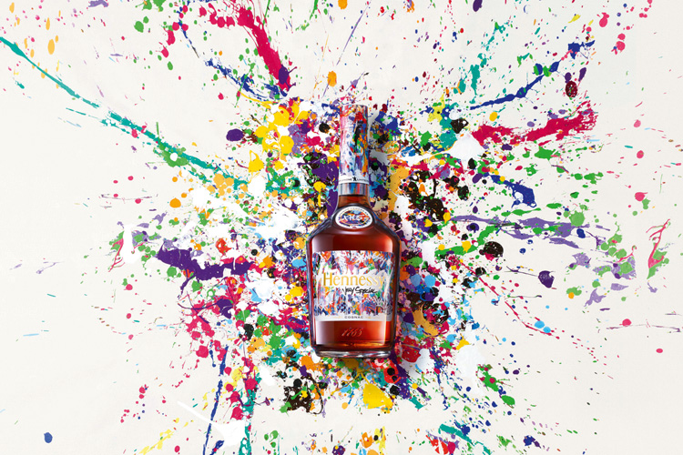 Hennessy VS Very Special Edition Limite JonOne VS lappoms lifestyle blog