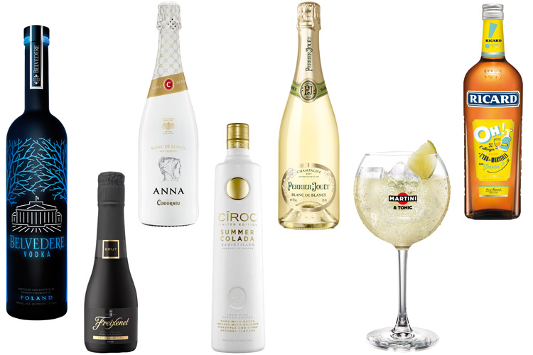belvedere magnum midnight saber freixenet cava anna perrier jouet champagne Ciroc vodka summer colada Martini Ricard lappoms lifestyle blog