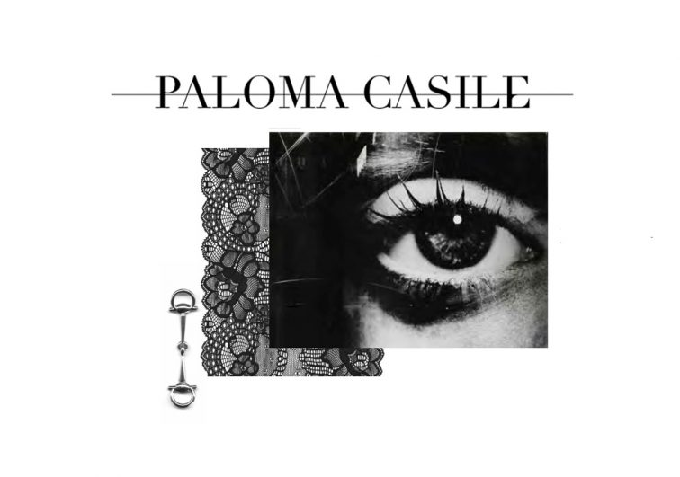 paloma casile lingerie underwear dentelle LAPPOMS lifestyle blog