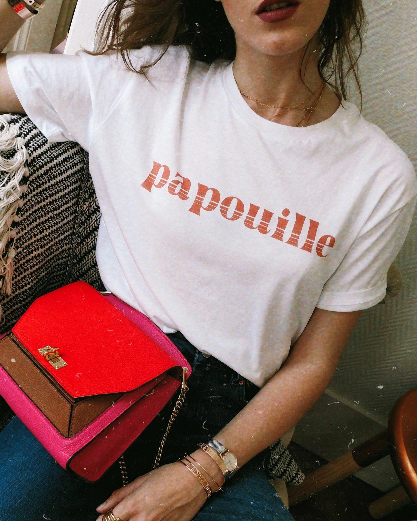 yayou papouille t-shirt lappoms lifestyle blog