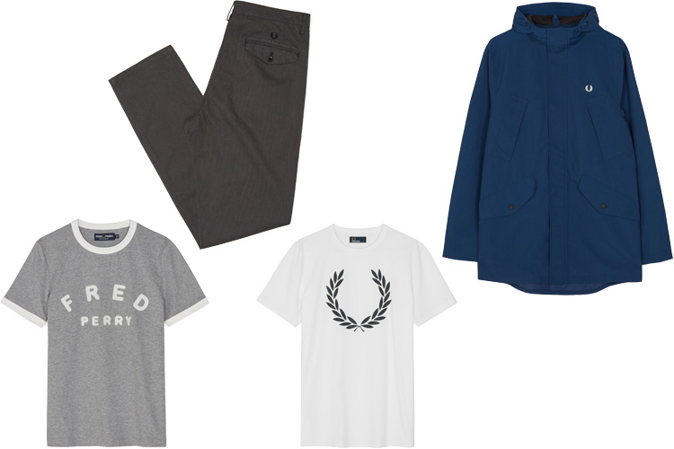 Fred Perry Bella Freud Amy Winehouse FW 17 18 sportswear lappoms lifestyle blog lavenham