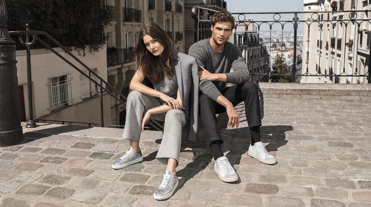 HOGAN FW 17-18 Advertising Campaign LAPPOMS Lifestyle blog ophelie guillermand georges alsford