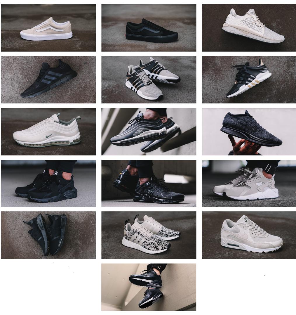 flyknit racer huarache nmd air max old skool lite tsugi netfit black & sand foot locker europe nike_adidas puma_vans lappoms lifestyle blog sneakers kicks