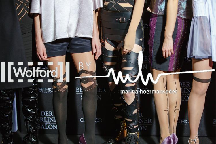 lingerie dentelle wolford marina hoermanseder collab collant lappoms lifestyle blog