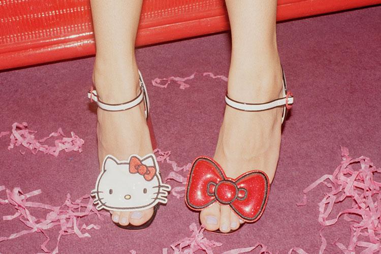 ASOS Hello Kitty collab lappoms lifestyle blog capsule collection