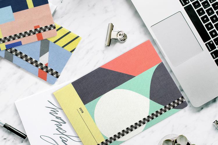 quo vadis papier tigre collab capsule collection planning agenda notebook lappoms lifestyle blog