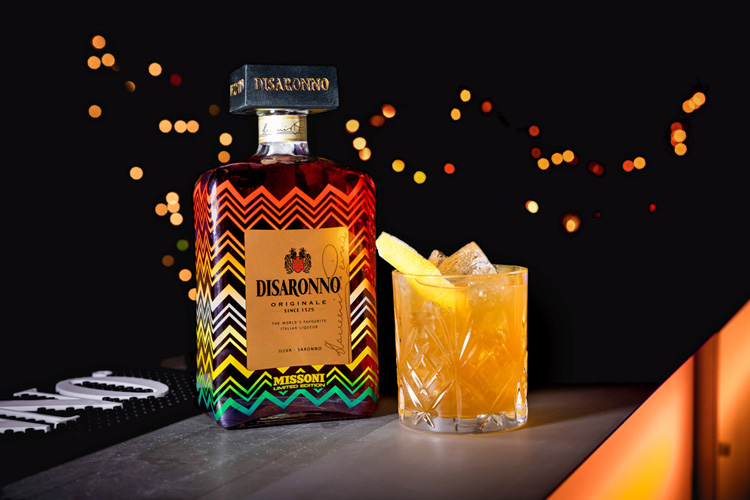 disaronno amaretto missoni collab quoi boire lappoms lifestyle blog