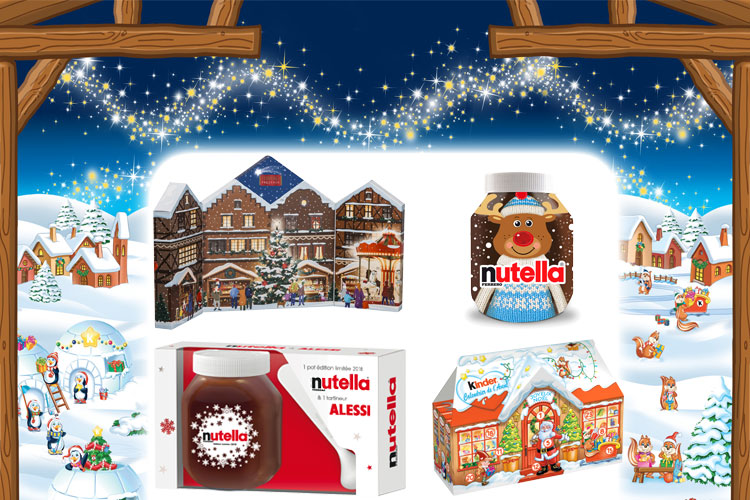 noel ferrero kinder nutella lappoms lifestyle blog