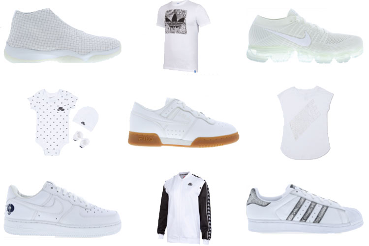 adidas kappa fila jordan nike vapormax superstar foot locker sneakers lappoms lifestyle blog blanc