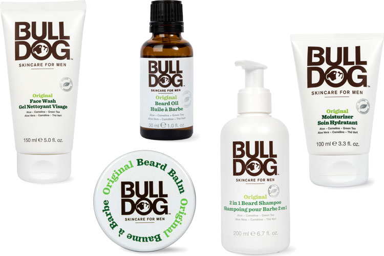 bulldog skincare beard natural lappoms lifestyle blog for men