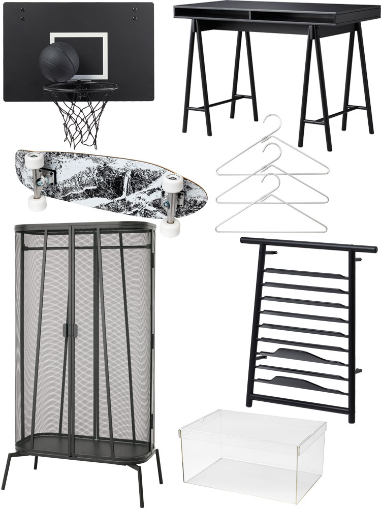 CHRIS STAMP IKEA SPÄNST COLLECTION CAPSULE LAPPOMS LIFESTYLE BLOG DESIGN