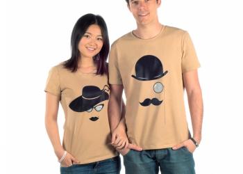 """Paire de T-shirts """"Classy"""" - 58€"""