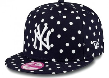 SPOTTED SPRING 9FIFTY NEYYAN NAVY-WHITE