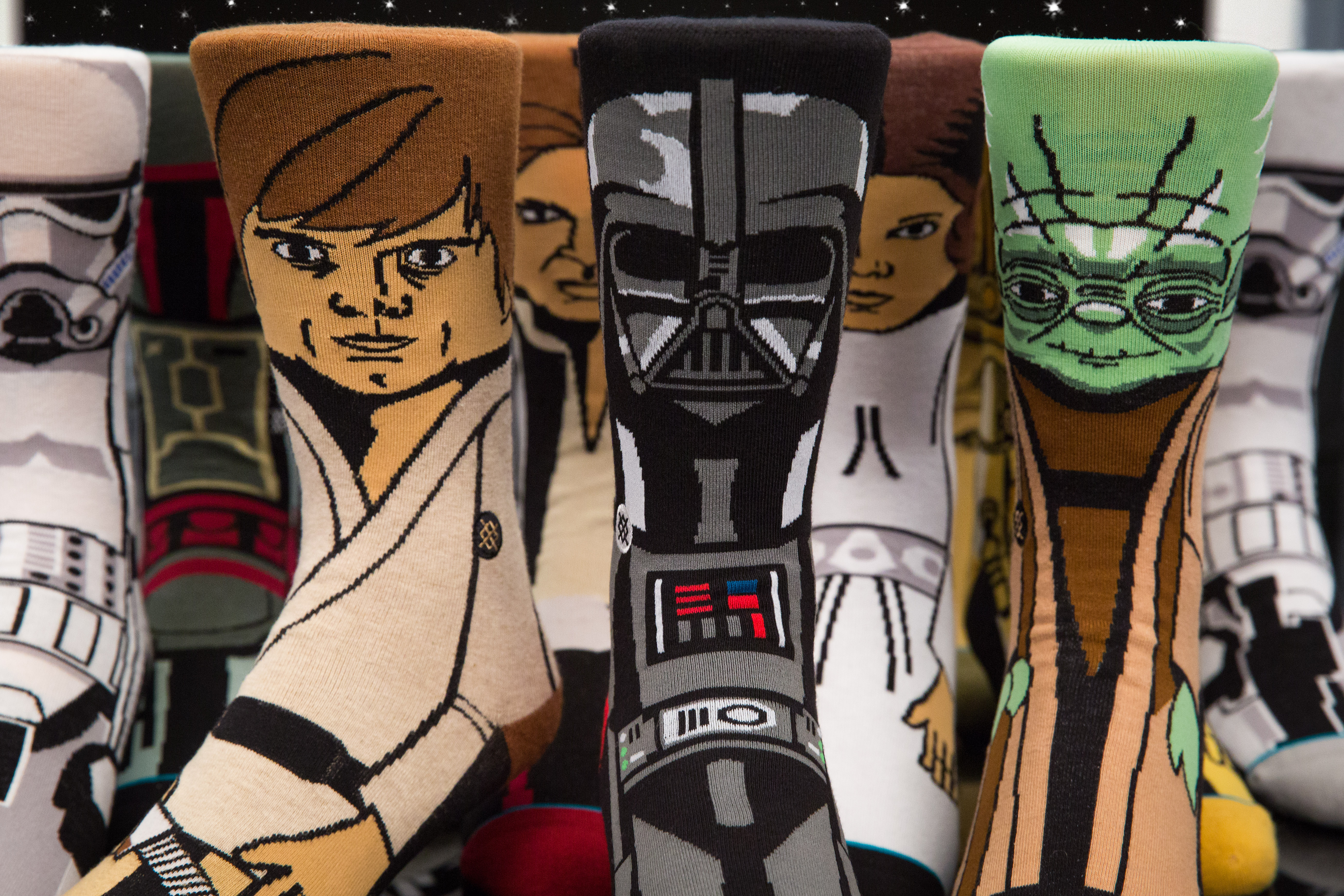 stance socks star wars lappoms lifestyle blog