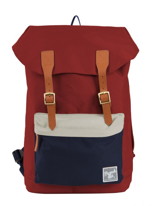 G.ride - Sac Alfred dark red - 80 euros - LAPPOMS-LIFESTYLE-BLOG