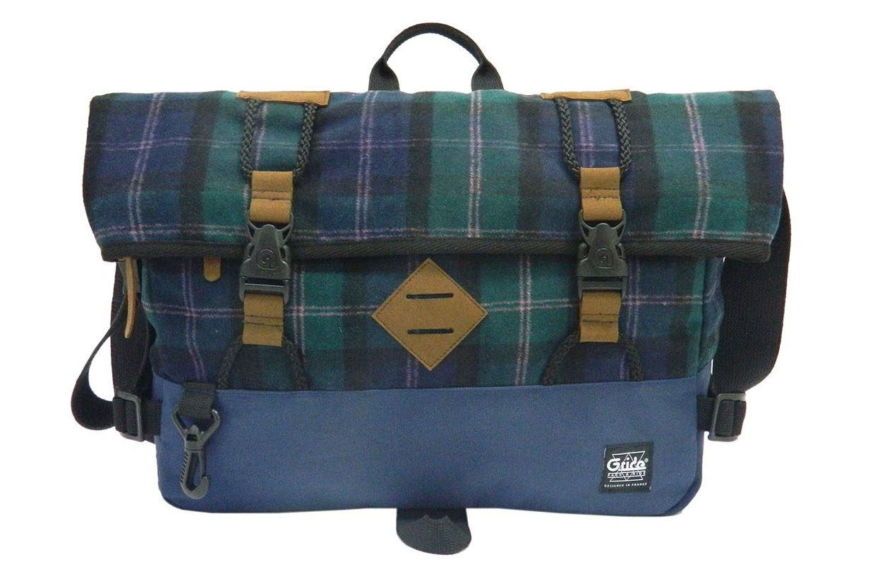 G.ride - Sac Antoine checked - 55€- LAPPOMS-LIFESTYLE-BLOG