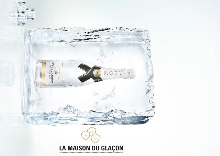 MOET ICE IMPERIAL MAISON DU GLACON LAPPOMS LIFESTYLE BLOG