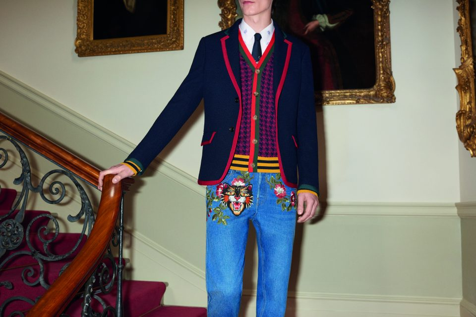 Gucci Mr porter Collab capsule collection lappoms lifestyle blog