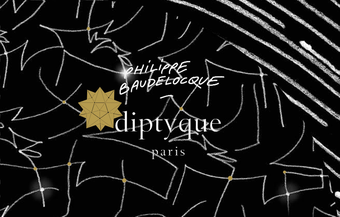 DIPTYQUE COLLECTION HIVER 2017 PHILIPPE BAUDELOCQUE collaboration lappoms lifestyle blog