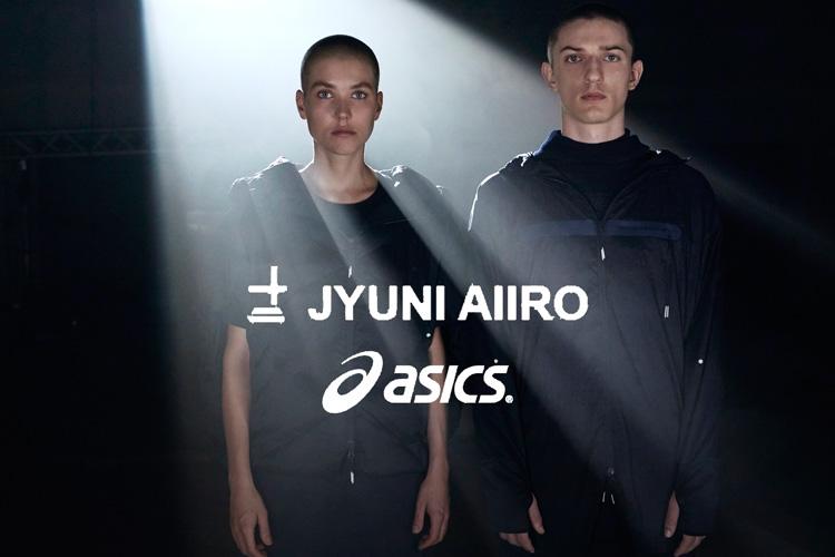jyuni aiiro asics sportswear technical lappoms lifestyle blog