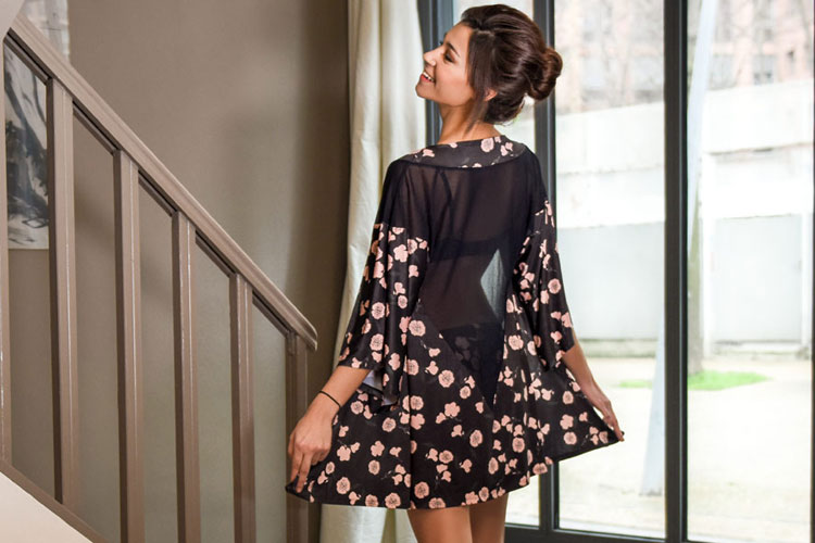 ma p'tite culotte lingerie femme tanga soutien gorge corbeille lappoms lifestyle blog kimono