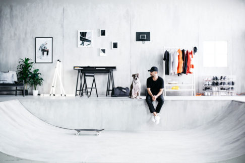 CHRIS STAMP IKEA SPÄNST COLLECTION CAPSULE LAPPOMS LIFESTYLE BLOG DESIGN