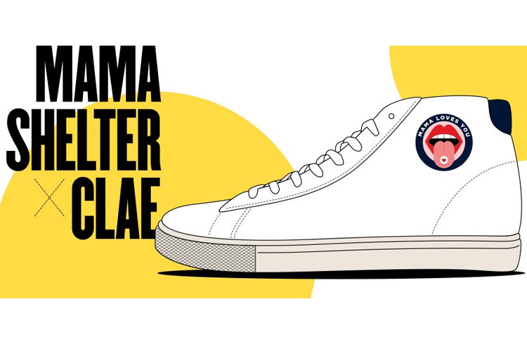 clae mama shelter collab capsule collection lappoms lifestyle blog