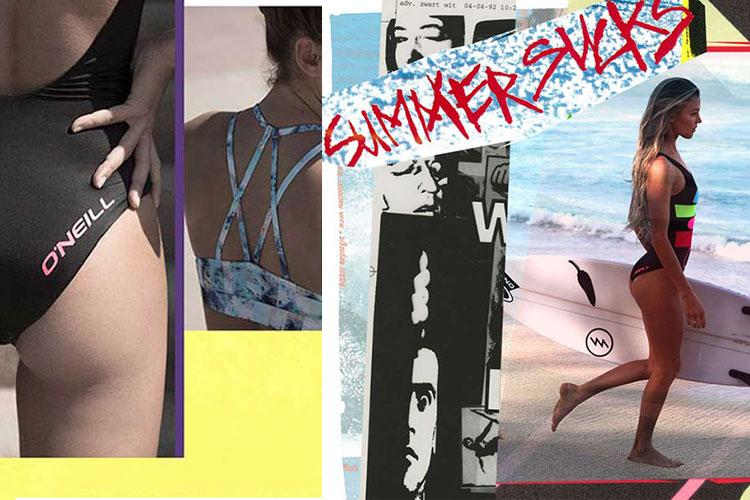 o'neill swimwear SS18 Swimsuits lappoms lifestyle blog