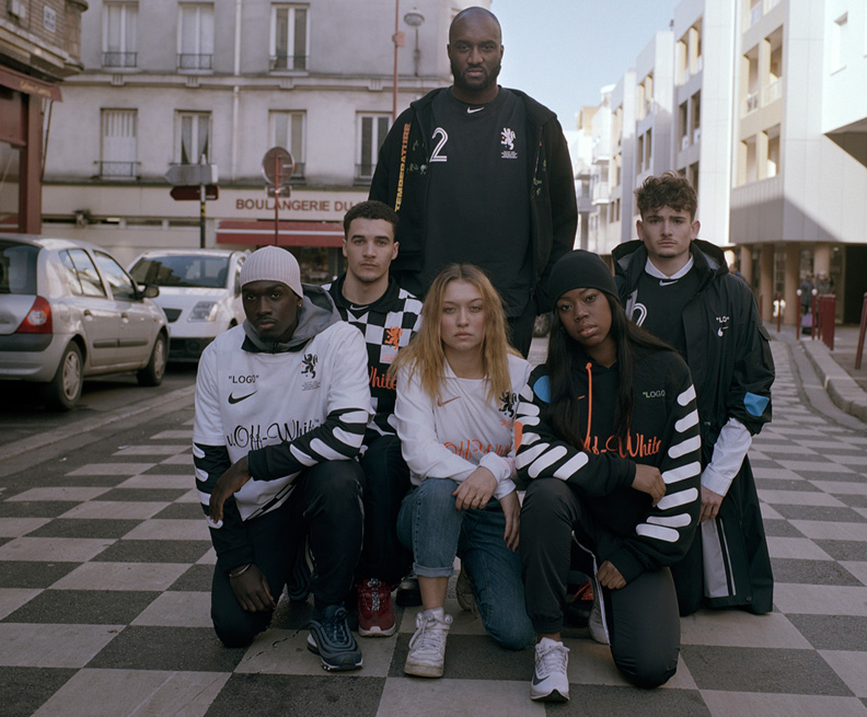NIKELAB KIM JONES VIRGIL ABLOH ON THE ROAD TO THE WORLD CUP LAPPOMS LIFESTYLE BLOG COLLAB FOOTBALL