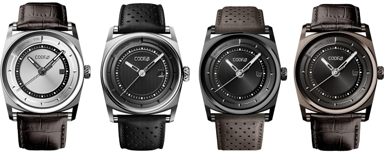 code41 anomaly 01 montre automatique kickstarter lappoms lifestyle blog automatic watches