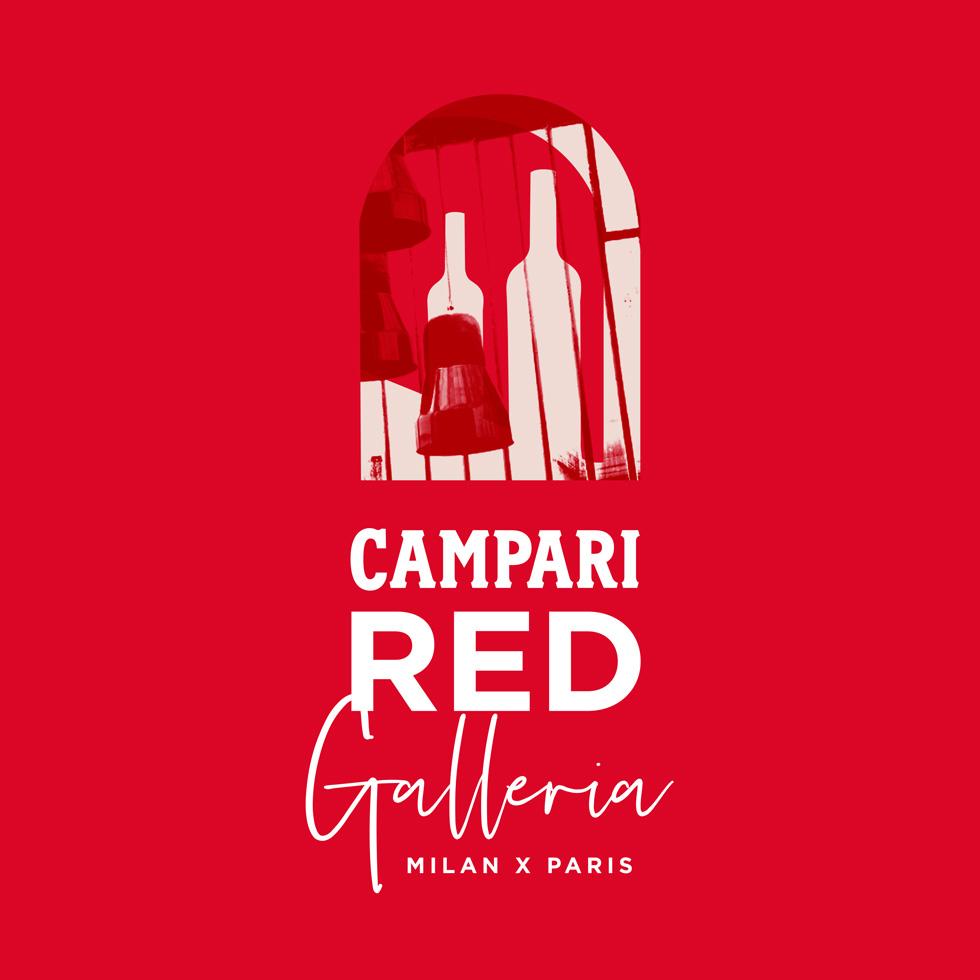 Campari Red Galleria Paris Design Week lappoms lifestyle blog