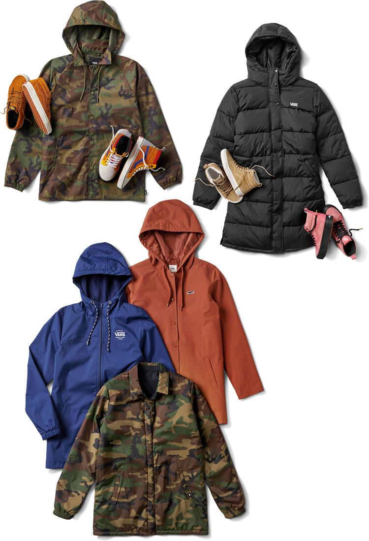 Vans collection Apparel Shoes All Weather MTE lappoms lifestyle blog
