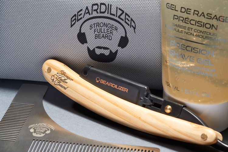 BEARDILIZER Trousse Rasage barbershop lappoms lifestyle blog