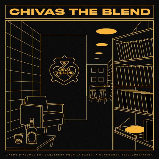 Chivas The Blend 10 23 octobre 2018 lappoms lifestyle blog bar secret speakeasy