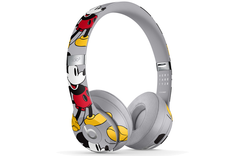 Edition speciale Solo3 Wireless Beats by Dre 90eme anniversaire Mickey Mouse Anne-Marie LAPPOMS lifestyle blog