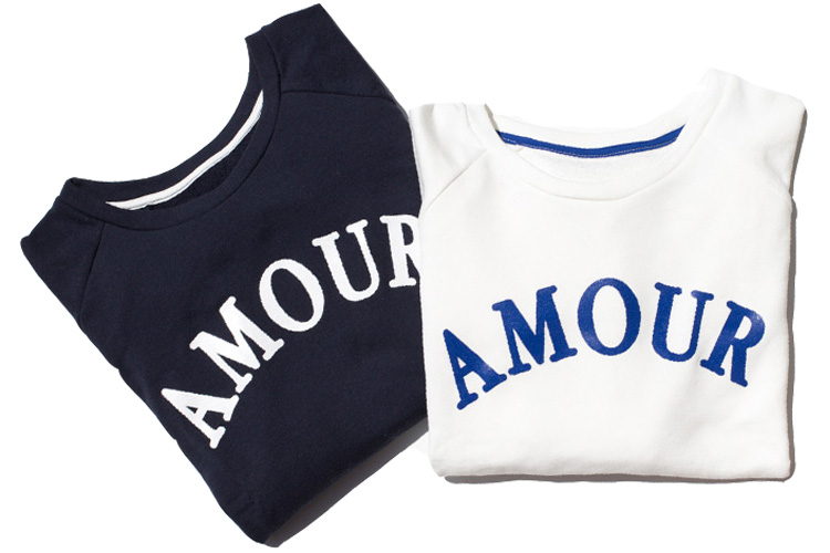 l atelier 13 sweatshirt MAX Amour made in france lappoms lifestyle blog